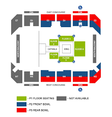 Nxt Seating Chart Wwe Nxtlive Mattamy Athletic Centre