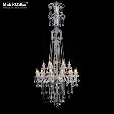 living room aliexpress contemporary clear crystal chandelier lights long lighting for restaurant modern glass chandeliers