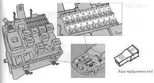 1997 volvo 960 1 engine control module automatic transmission control module 5 2 ac relay 5 3 relay air pump heated oxygen sensor 15 4 fuel pump 15