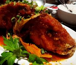 chinese fried whole fish. Brilliant Whole DeepFried Whole Catfish On Chinese Fried Fish E