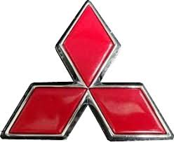 Image result for mitsubishi badge