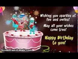 happy birthday cakes with candles for best friend. Exellent Birthday Happy Birthday Video Card  Cake W Dancin Candles Wishing You Sparkles Of  Fun And Smiles In Cakes With For Best Friend S