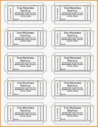 Free Ticket Generator Free Ticket Generator Oloschurchtp 15