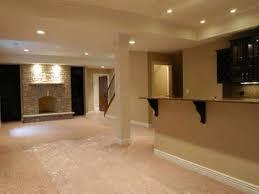 Basement On A Budget Finished Basement Flooring Ideas