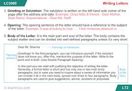 letter writing topic learnhive cbse grade 9 english writing letters lessons