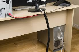 office desk cable management diy wall mounted desk