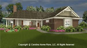 D Images For CHP SG   AA   Small Brick Ranch Style D House    SG  D Front View