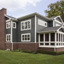 Image Orange Exterior Mountain Home With Cedar And Hardie Design Color With Red Brick Skirt House Paint Pinterest 31 Best Siding Color Options For Red Brick Homes Images Exterior