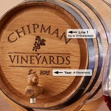 storage oak wine barrels. Personalized-wine-barrel_22 Storage Oak Wine Barrels