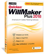 Quicken Willmaker Plus 2018 Individual Software