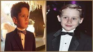 """طفل """"ليه لا 2 """" : أنا لا أشبه الممثل الأمريكي ماكولي كولكين"""