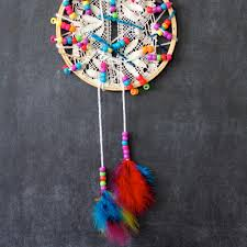 How Dream Catchers Are Made Dreamcatchers a 100 minute project for little ones 57