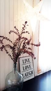 Flores secas en tinaja cristal cmo la q tengo