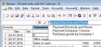 Small Business Invoice Software Free Download Banana Accounting Free Download