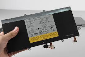 the laptop using a 14 8v 42wh li polymer battery lenovo p n l11m4p13