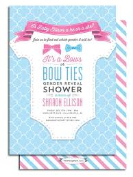 Free Printable Gender Reveal Party Invitations And Winsome