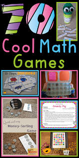 Creative Titles For Math Projects 70 Cool Math Games