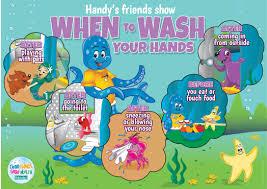 kids washing hands poster. Exellent Kids When To Wash Your Hands Poster And Kids Washing Hands Poster N