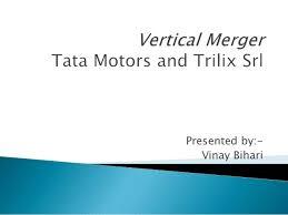 Vertical Merger Example Example Of Vertical Merger Backward Integration