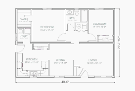1000 square foot modern house plans new small modern house plans under 1000 sq ft house