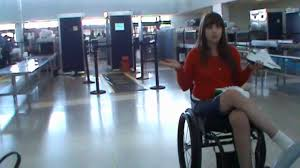 get wheelchair travel tips on airports and plane flights check in security aisle chairore you