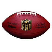 wilson the duke official nfl leather game football