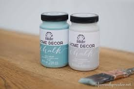 Small Picture 51 Home Decor Chalk Paint Home Depot Now Carries Chalk Paint