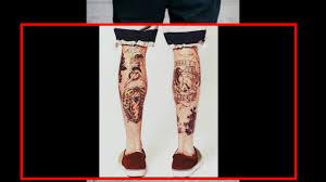 рисунки для наколок на ногах