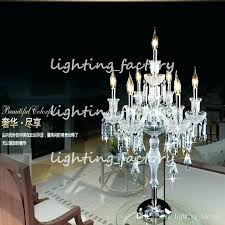 frightening desk lamp chandelier chandelier table lamp target