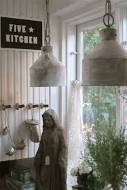 chic hanging lighting ideas lamp. Tractor Funnel Lights :o) I Got One Of These At A Sale , Very Cool ! Chic Hanging Lighting Ideas Lamp