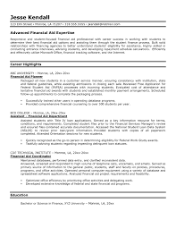 Financial Aid Counselor Resume Bunch Ideas Of Cover Letter for Financial Aid Position Pudocs for 2