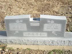 Dixie Jarrett Pate (1913-2001) - Find A Grave Memorial