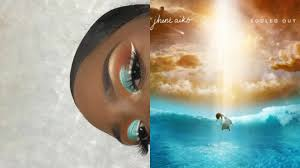 Jhene Aiko Souled Out Inspired Album Cover Makeup Tutorial Youtube