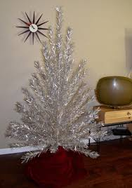 When I Was Kid Aluminum Tree And Color Wheel Oh Yeah Vintage Silver