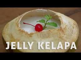 2.776 resep es degan ala rumahan yang mudah dan enak dari komunitas memasak terbesar dunia! Brilio Masak Jelly Kelapa Youtube