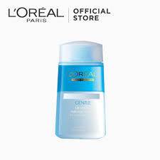 l oreal paris gentle lip eye makeup remover 125ml