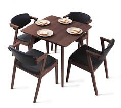 quick view out of stock square scandinavian dining table