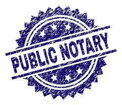 where to get a public notary