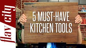 My Favorite Kitchen Tools - 5 Essential Tools You Must Have ...