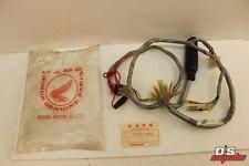 motorcycle brakes suspension for honda cb honda cb93 cb96 cb160 cl160 harness wire 32100 216 020 genuine nos