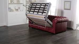 chesterfield sofa bed. Plain Chesterfield Chesterfield Sofa Bed From Sofas By Saxon And YouTube