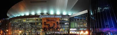 Bridgestone Arena Tickets And Seating Chart