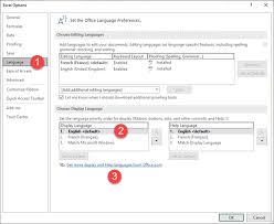 Windows 365 Office Change The Language Of Microsoft Office
