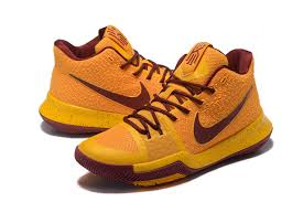 lebron shoes 2018. 2018 nike kyrie 3 iii nba shoes yellow wine red - lebron soldier 10 lebron c