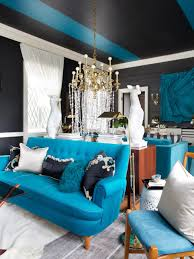 Teal Color Schemes For Living Rooms Rooms Viewer Hgtv