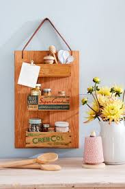 Diy kitchen projects Easy Diy 12 Fun Diy Projects For Your Kitchen Country Living Magazine Diy Kitchen Projects Fun Kitchen Crafts