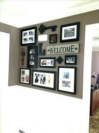 photo frame arrangement on wall wall decor frames photo frame arrangement on wall wall decor arrangements
