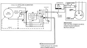 wiring diagram for aprilaire 700 efcaviation com humidistat wiring to furnace at Humidifier To Furnace Wiring Diagram