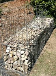 gabion walls the filled lower wall gabion wall cost per metre gabion retaining wall ireland