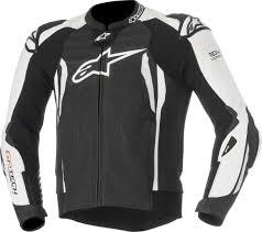 alpinestars gp tech air v2 leather jacket clothing jackets motorcycle black white alpinestars boots alpinestars jaws